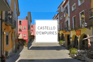 castello empuries