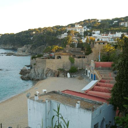 port pelegri calella