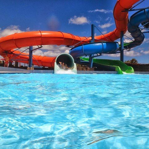 Water world en Lloret